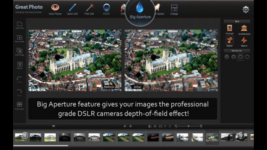 Great Photo Pro for Mac - review, screenshots