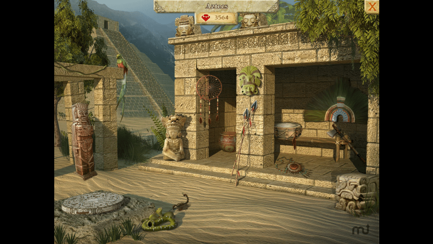 World Riddles: Secrets of the Ages for Mac - review, screenshots
