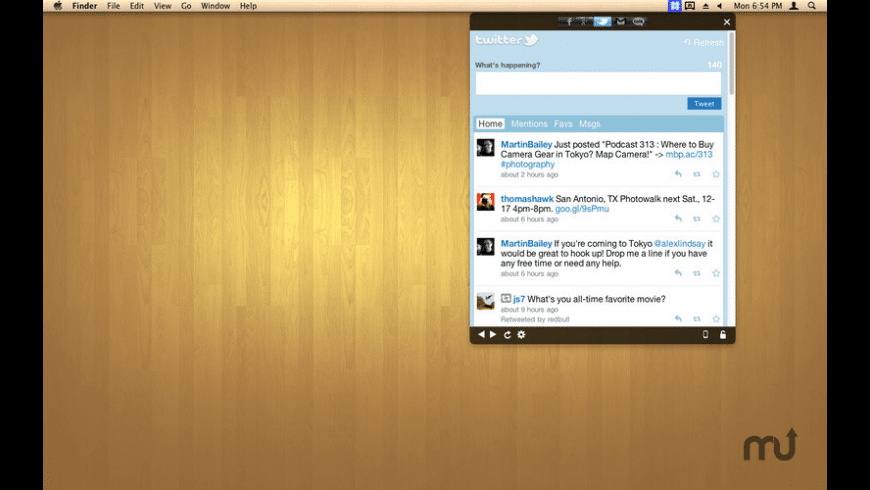 Social for Twitter for Mac - review, screenshots