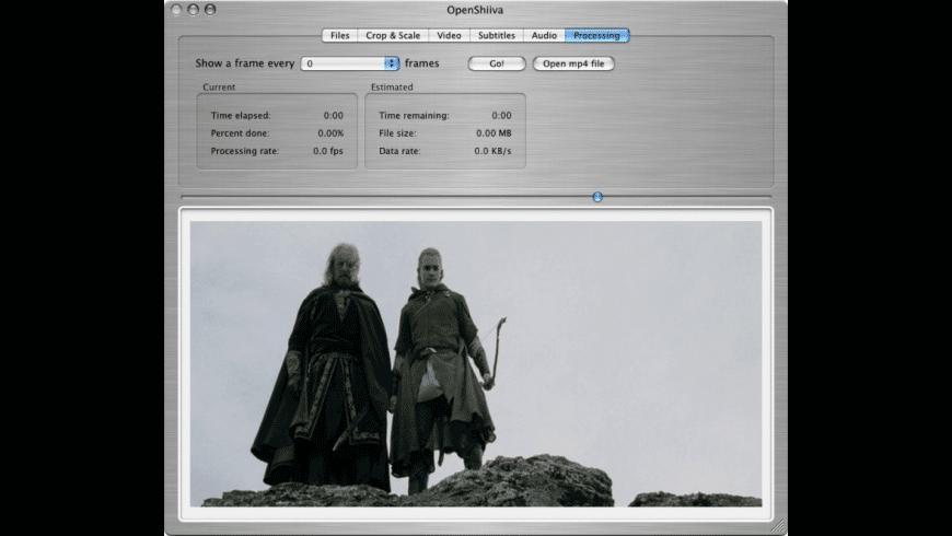OpenShiiva for Mac - review, screenshots