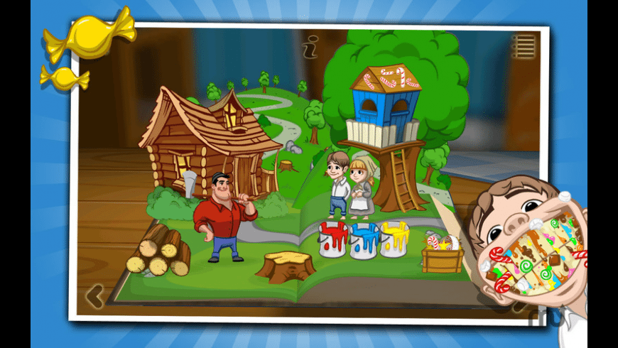 Grimm's Hansel and Gretel for Mac - review, screenshots