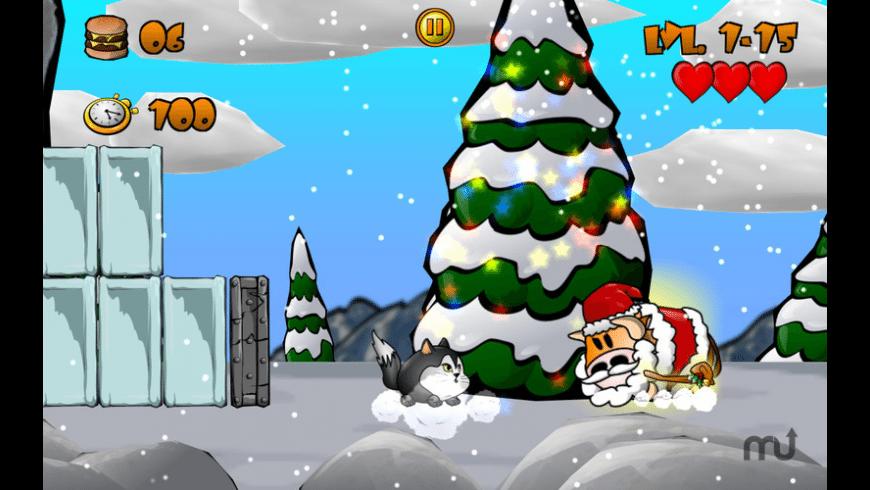 Bomber Cat for Mac - review, screenshots