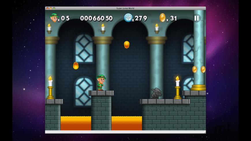 Super Jump World for Mac - review, screenshots