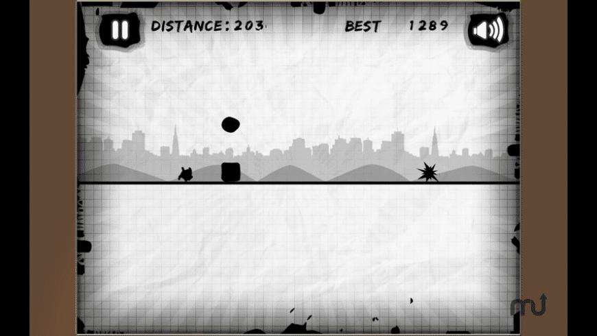 Dark Runner for Mac - review, screenshots