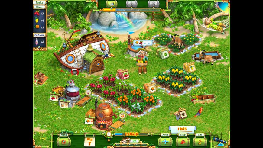 Hobby Farm for Mac - review, screenshots