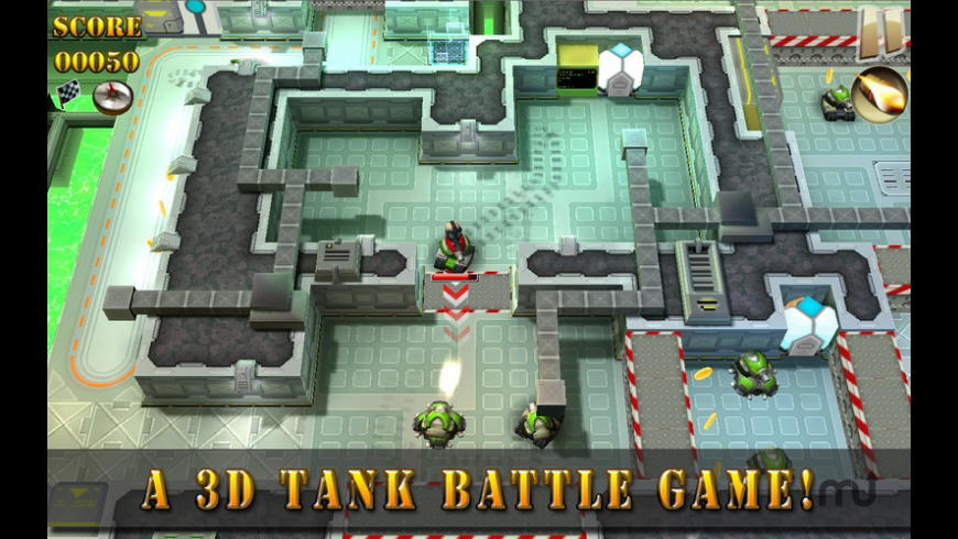 Tank Riders for Mac - review, screenshots