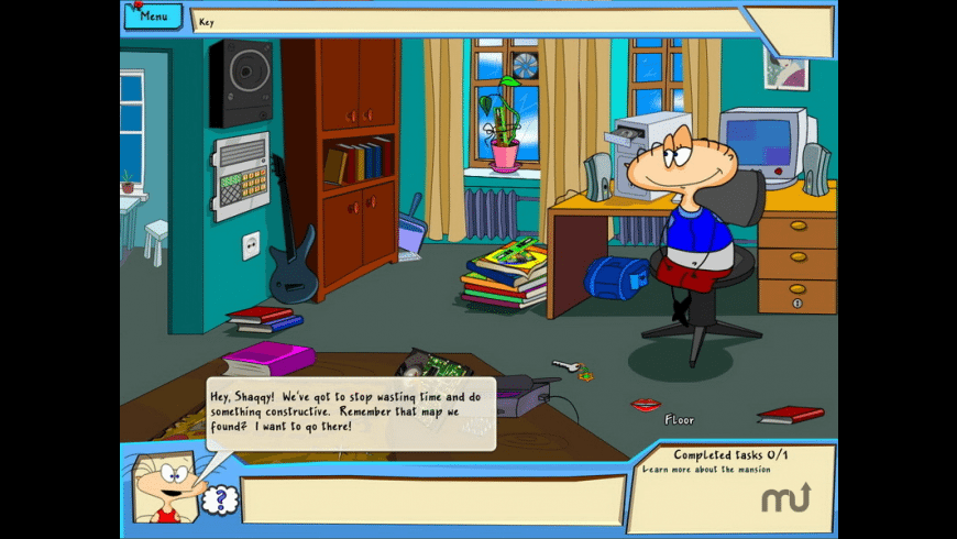 The Jolly Gang's Misadventures In Africa for Mac - review, screenshots