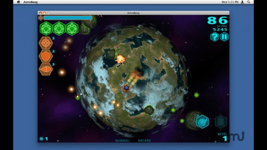 Astro Bang for Mac - review, screenshots