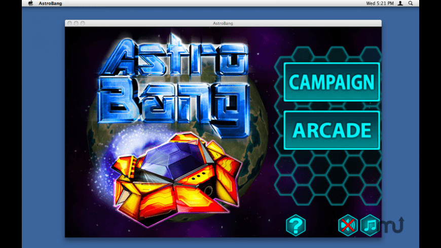 Astro Bang for Mac - review, screenshots