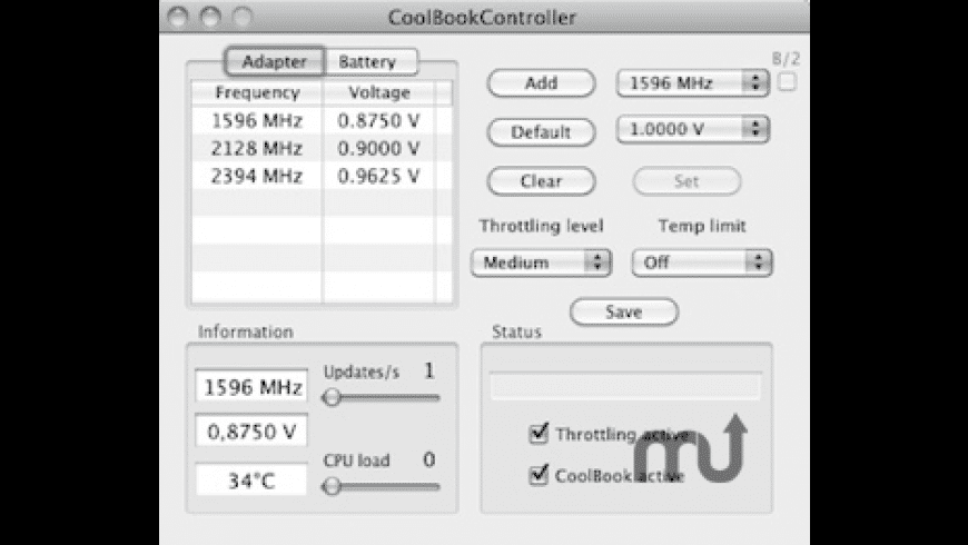 CoolBook for Mac - review, screenshots