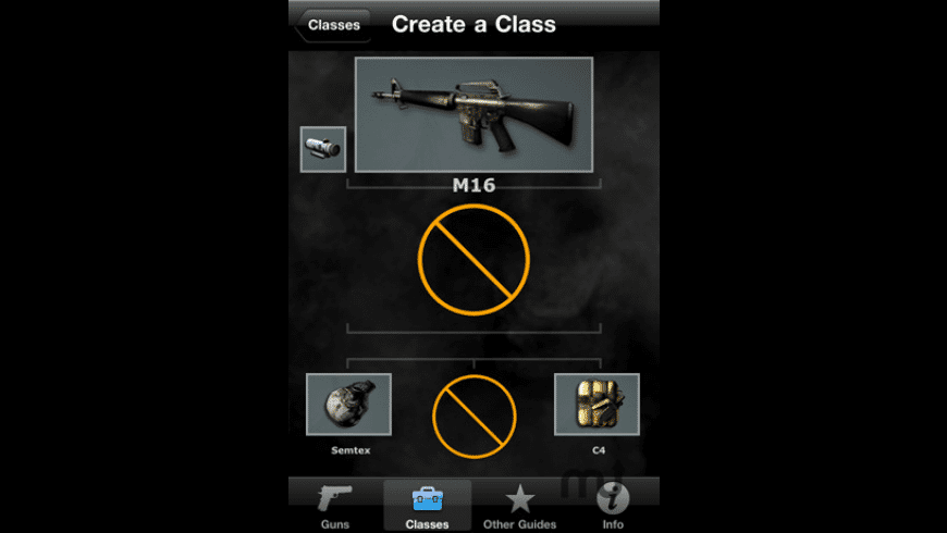 Guide for Black Ops for Mac - review, screenshots