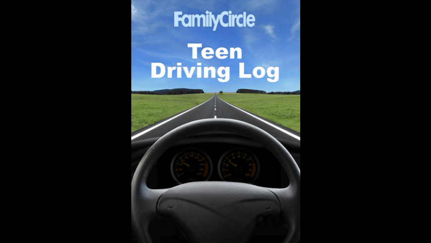 Teen Driving Log for Mac - review, screenshots