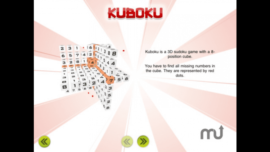 Kuboku for Mac - review, screenshots