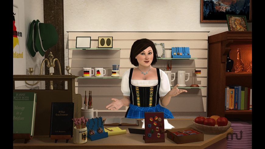 Nancy Drew - The Captive Curse for Mac - review, screenshots