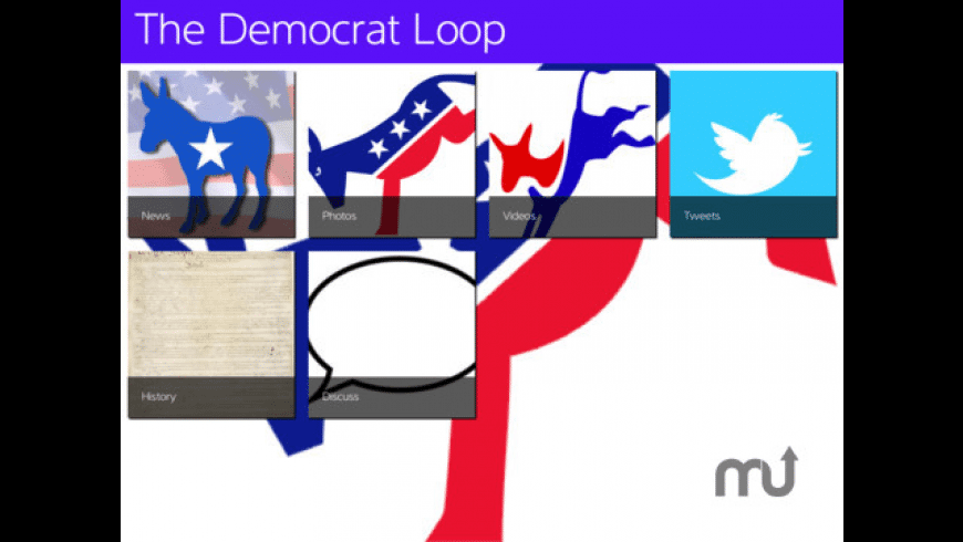 The Democrat Loop for Mac - review, screenshots