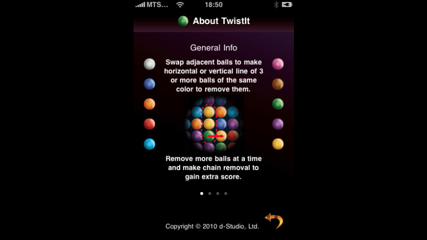 TwistIt for Mac - review, screenshots
