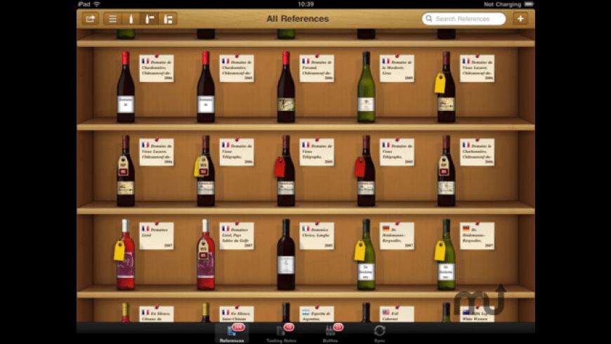 Vinoteka for Mac - review, screenshots