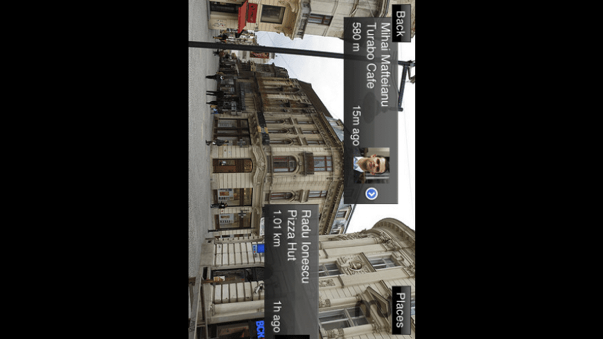 Places AR for Mac - review, screenshots