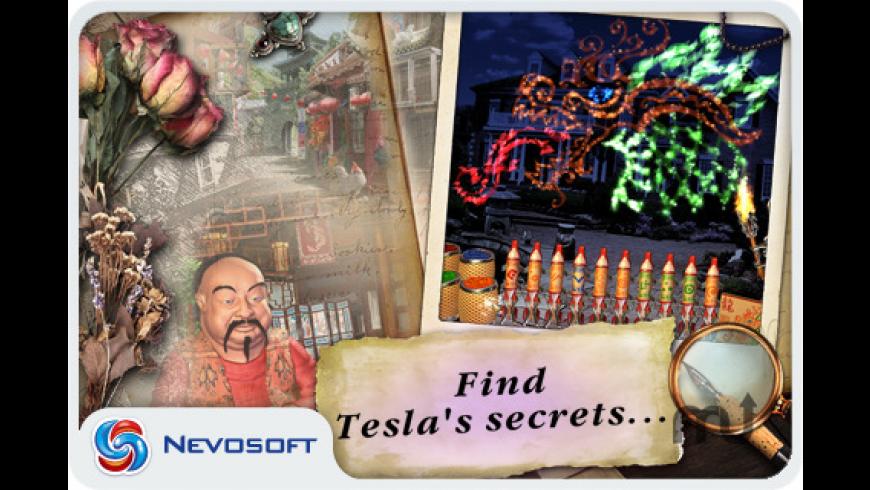Laura Jones and the Secret Legacy of Nikola Tesla for Mac - review, screenshots