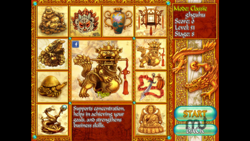 10 Talismans - HD for Mac - review, screenshots