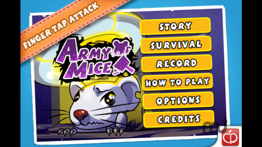Army Of Mice Free for Mac - review, screenshots