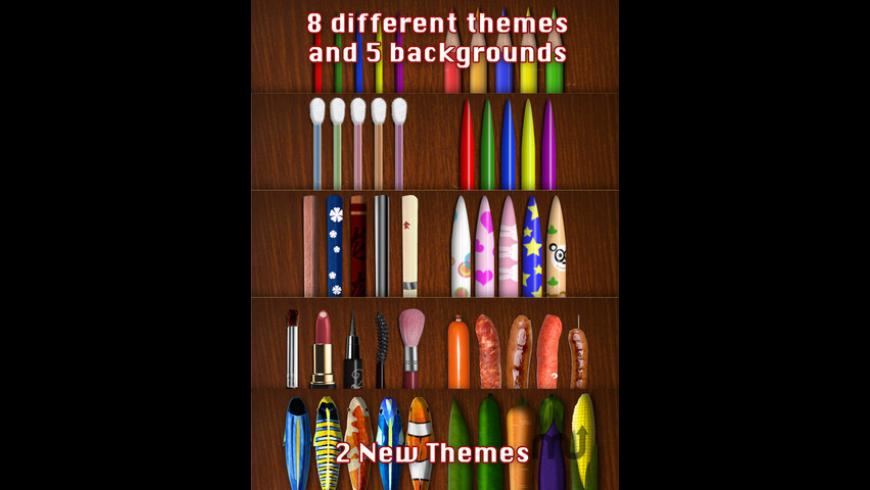 Pick-Up Sticks for Mac - review, screenshots