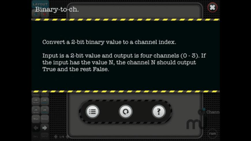 Circuit Coder for Mac - review, screenshots