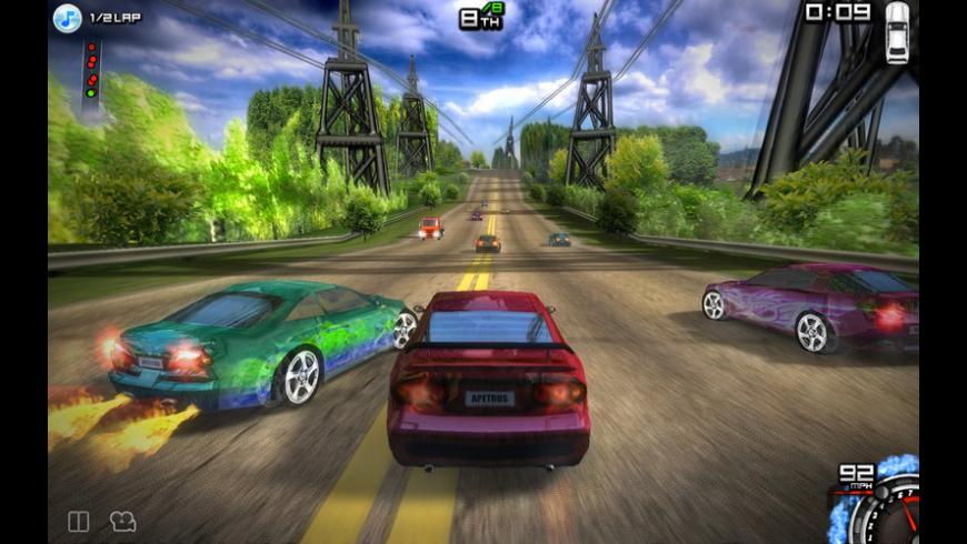 Race illegal High Speed 3D for Mac - review, screenshots