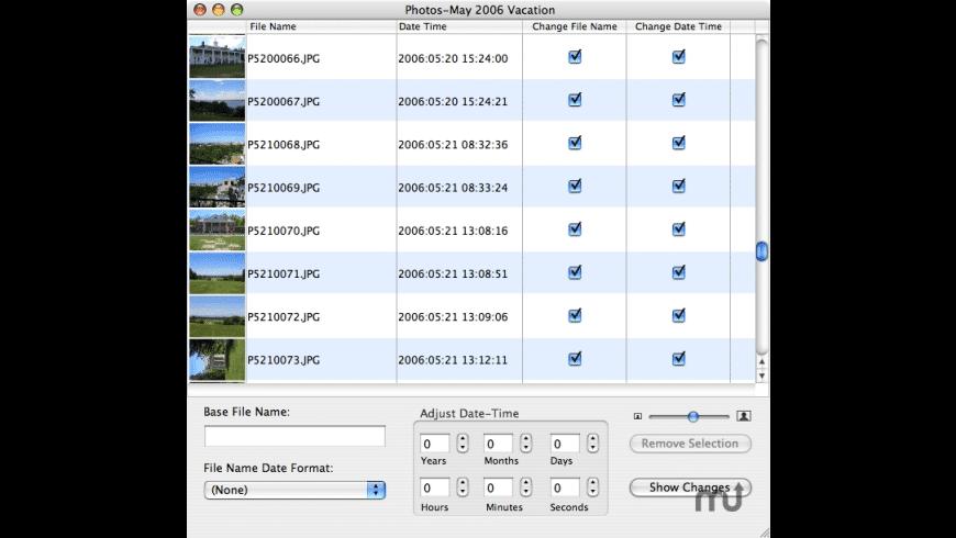 PhotoInfo for Mac - review, screenshots