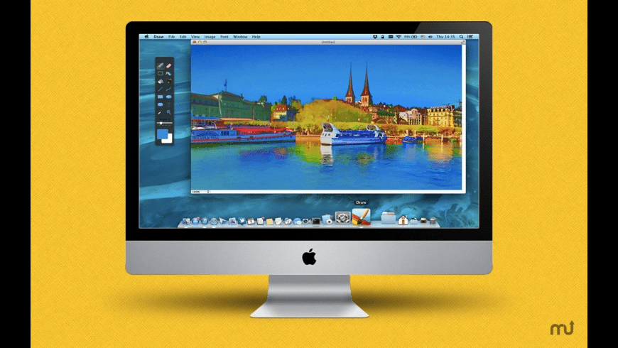 Paint +++ for Mac - review, screenshots