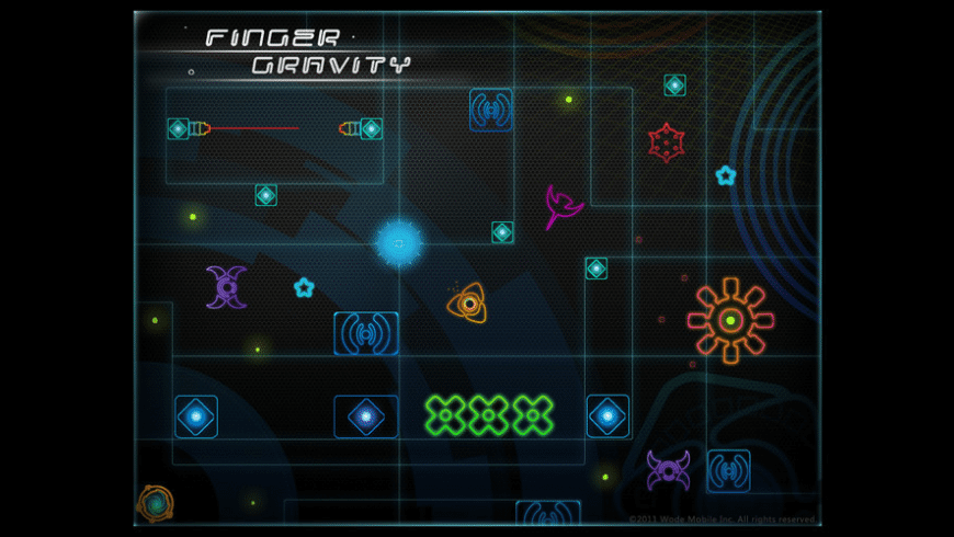 Finger Gravity for Mac - review, screenshots