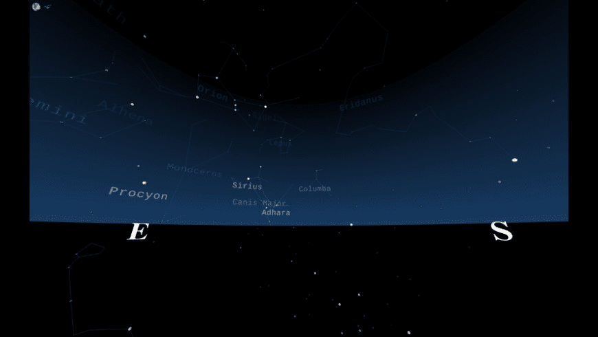 The Night Sky for Mac - review, screenshots