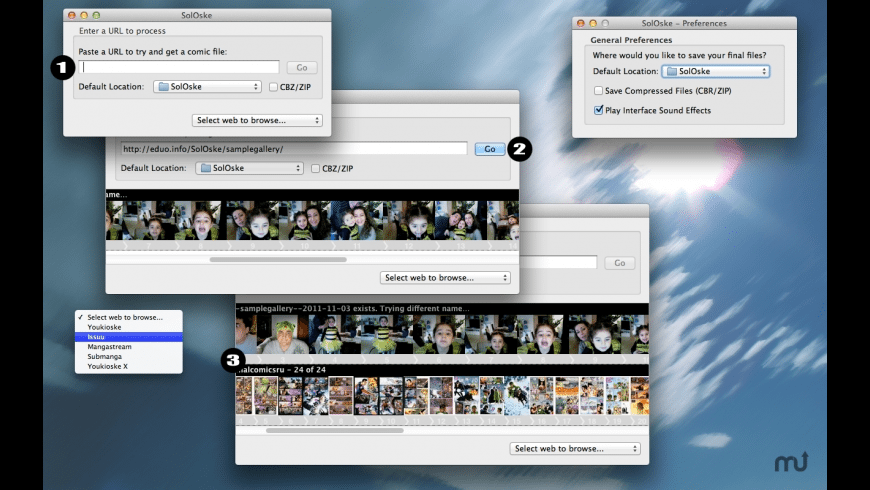 SolOske for Mac - review, screenshots