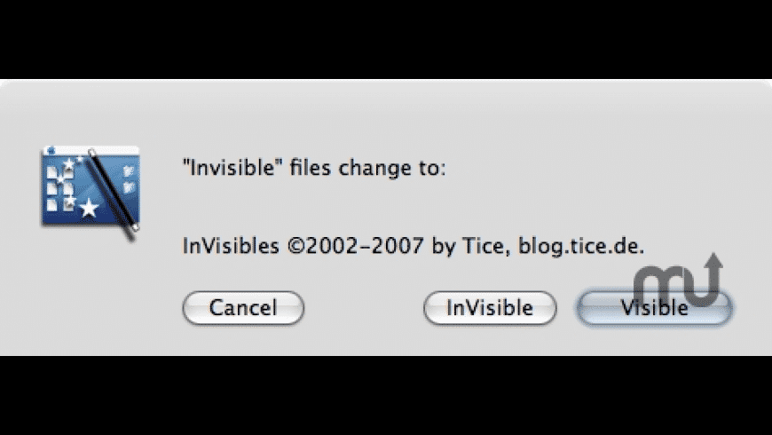 InVisibles for Mac - review, screenshots