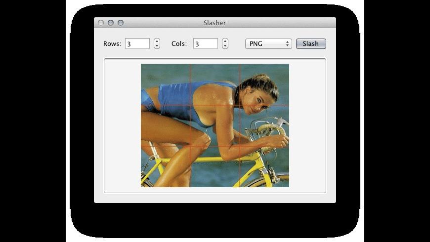 Slasher for Mac - review, screenshots