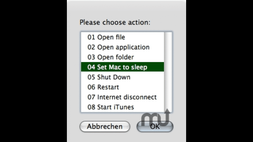 TheTimer for Mac - review, screenshots