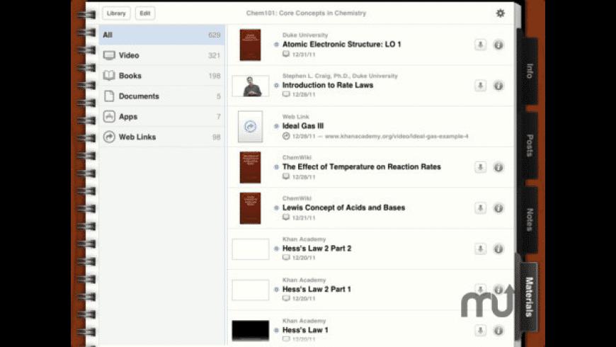 iTunes U for Mac - review, screenshots