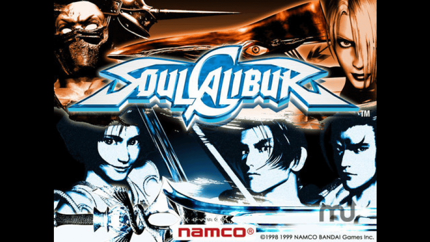 SOULCALIBUR for Mac - review, screenshots