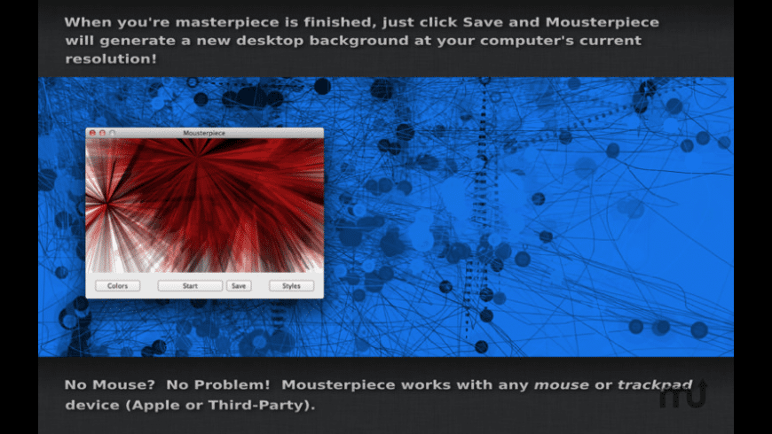 Mousterpiece for Mac - review, screenshots