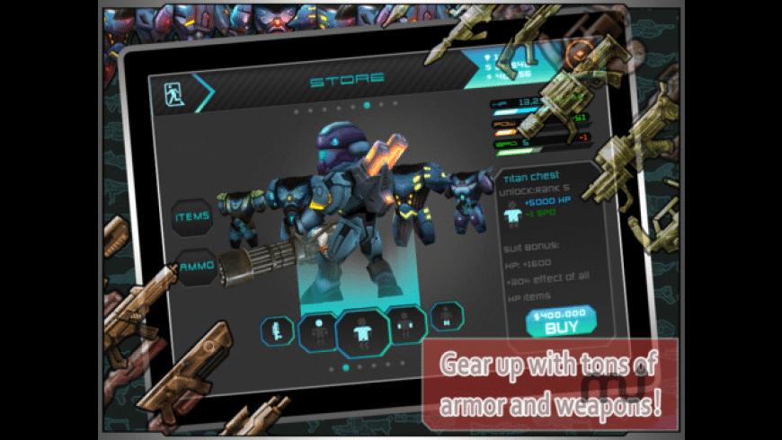 Star Warfare: Alien Invasion for Mac - review, screenshots