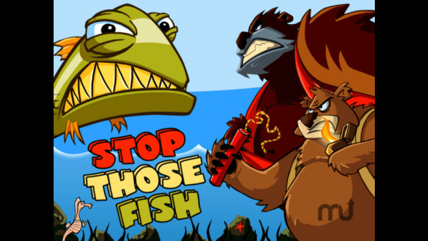 Stop Those Fish for Mac - review, screenshots