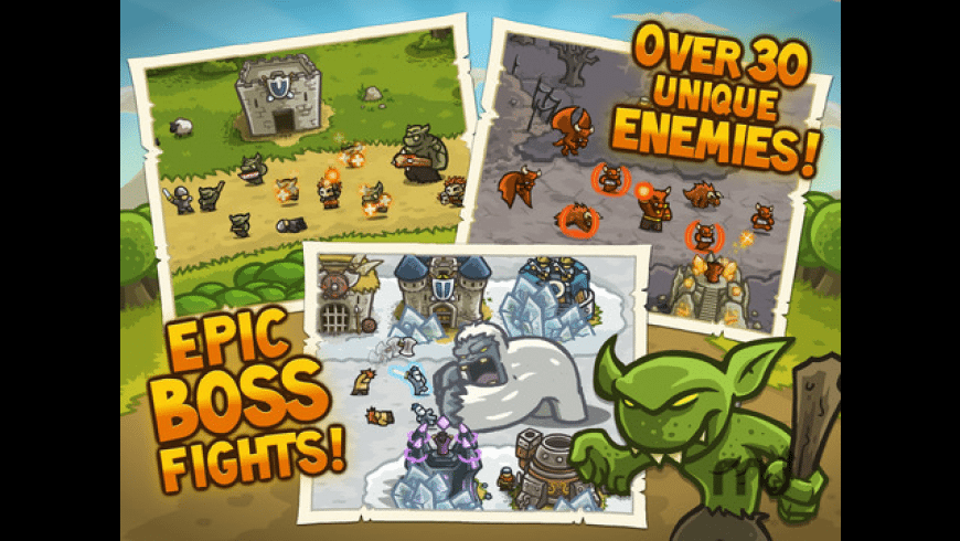 Kingdom Rush for Mac - review, screenshots