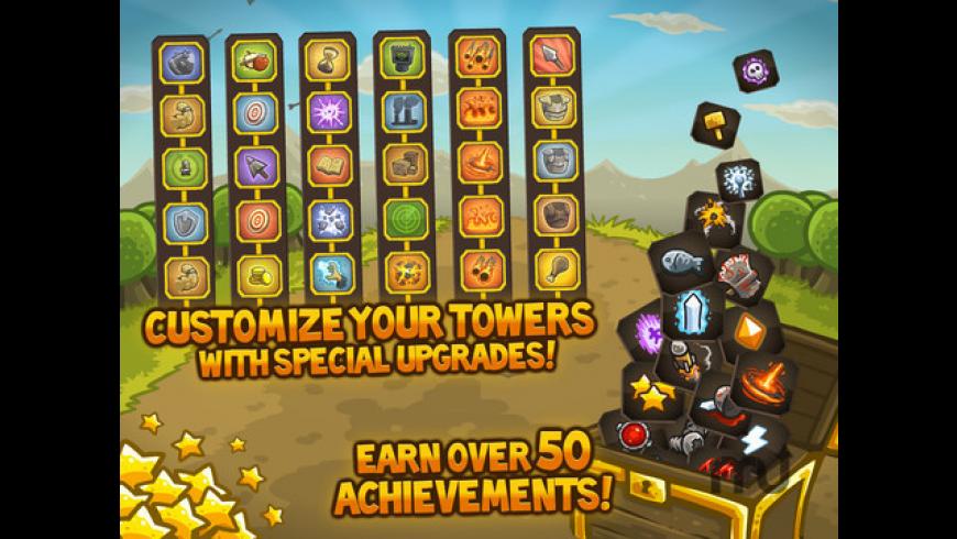 Kingdom Rush for Mac - review, screenshots