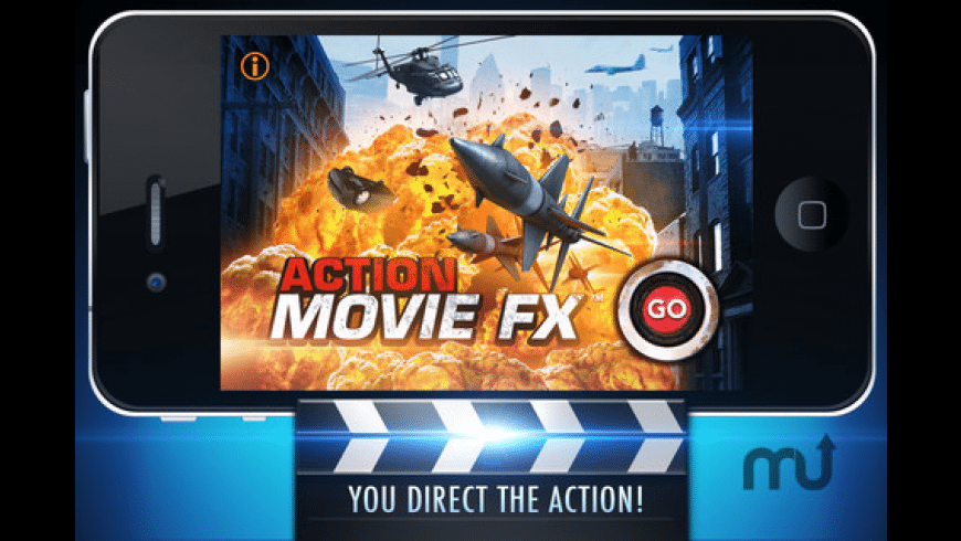Action Movie FX for Mac - review, screenshots