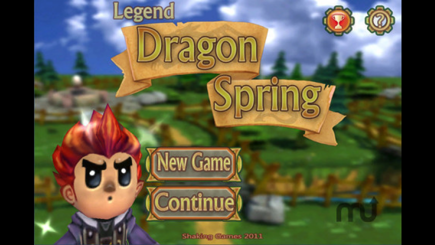 Dragon Spring for Mac - review, screenshots