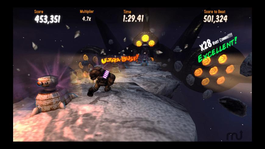 Bust n Rush for Mac - review, screenshots