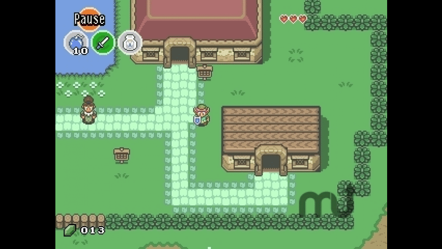 Zelda: Mystery of Solarus DX for Mac - review, screenshots
