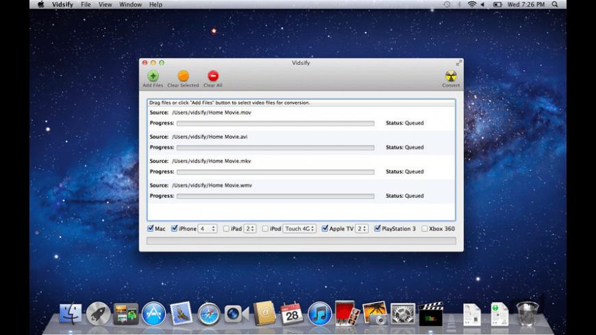 Vidsify for Mac - review, screenshots