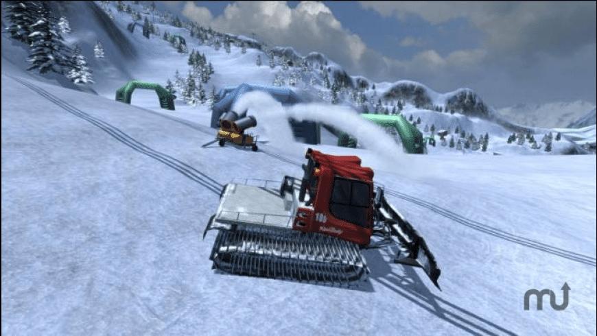 Ski Region Simulator 2012 for Mac - review, screenshots