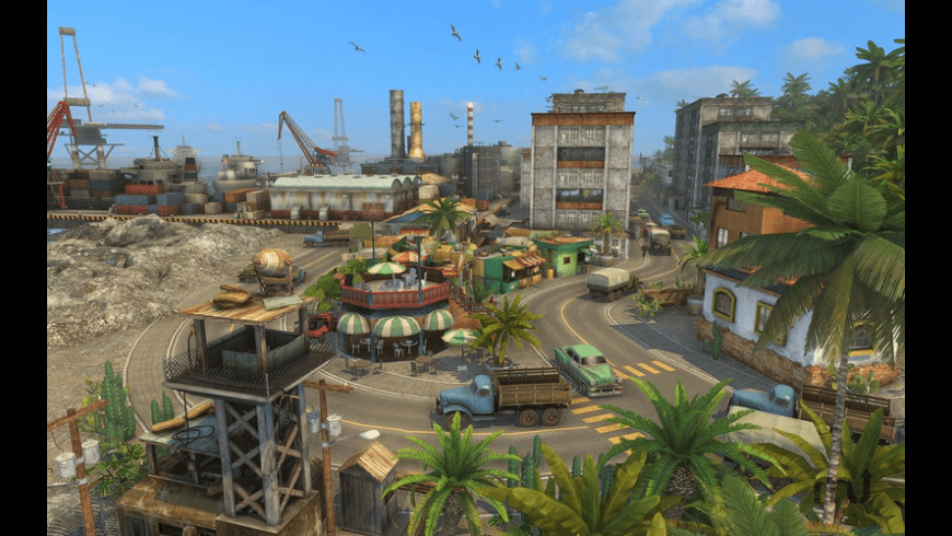 Tropico 3: Gold Edition for Mac - review, screenshots